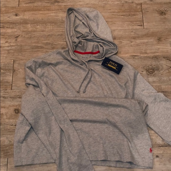 Polo by Ralph Lauren Other - Ralph Lauren Supreme Comfort Hoodie Shirt